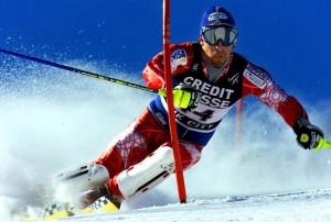 SKI ALPIN - Slalom der Herren