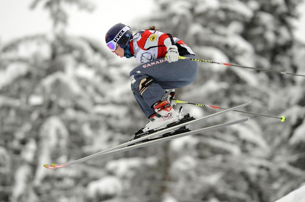 FREE STYLE - FIS WC Megeve, Skicross, Training, Damen