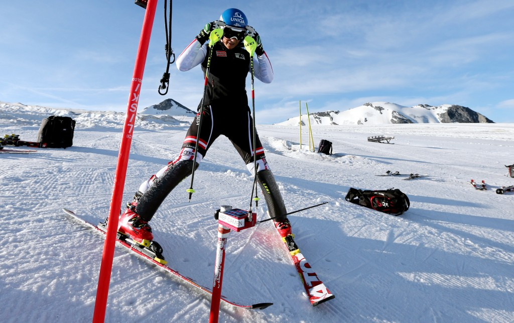 SKI ALPIN - OESV, Training, Damen
