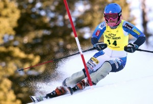 SKI ALPIN - FIS NorAm Cup Loveland, Slalom, Damen