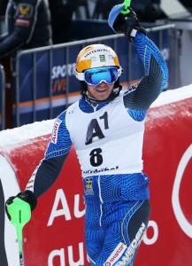 SKI ALPIN - FIS WC Kitzbuehel, Slalom, Herren