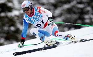 SKI ALPIN - FIS WC Lake Louise, Abfahrt, Herren, Training