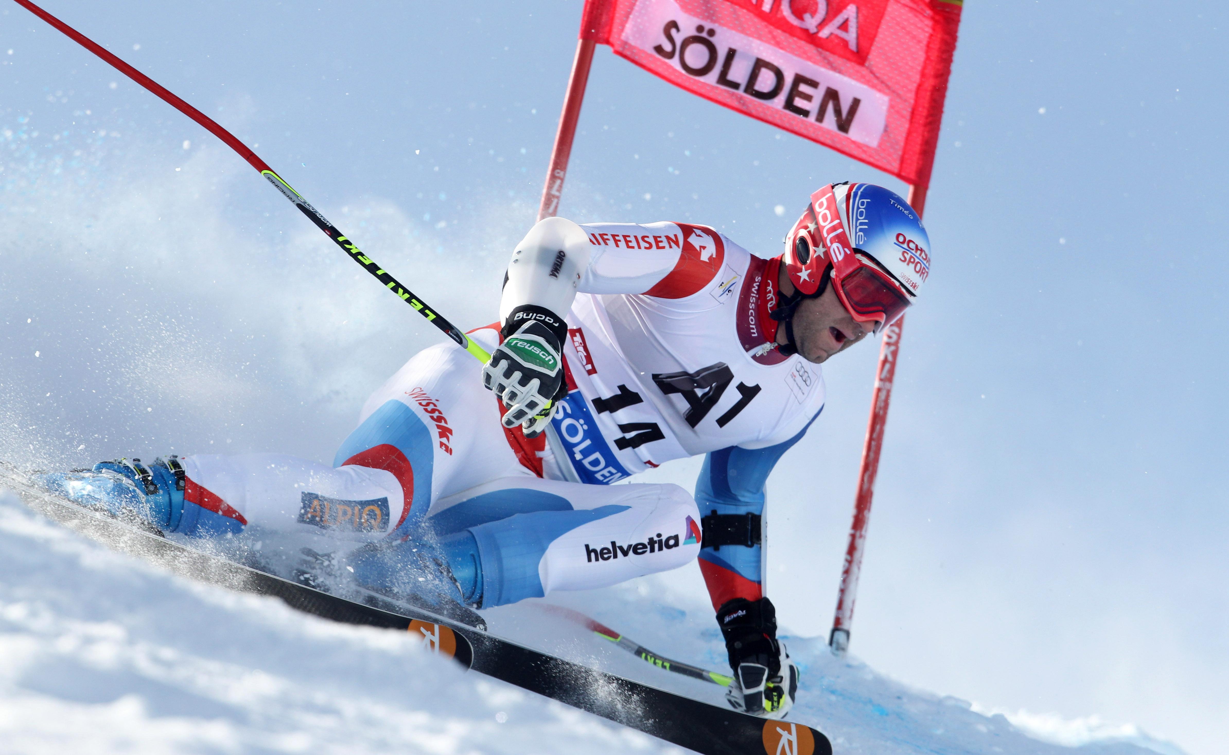 SKI ALPIN - FIS WC Soelden, RTL, Herren