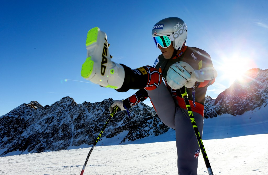 SKI ALPIN - FIS WC Soelden, Training, Herren
