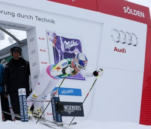 SKI ALPIN - FIS WC Soelden, RTL, Damen