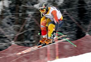 SKI ALPIN - FIS WC Garmisch Partenkirchen, Abfahrt, Herren, Training