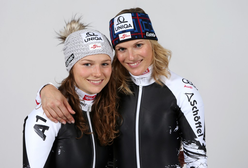 Bernadette and Marlies Schild (GEPA/Christian Walgram)