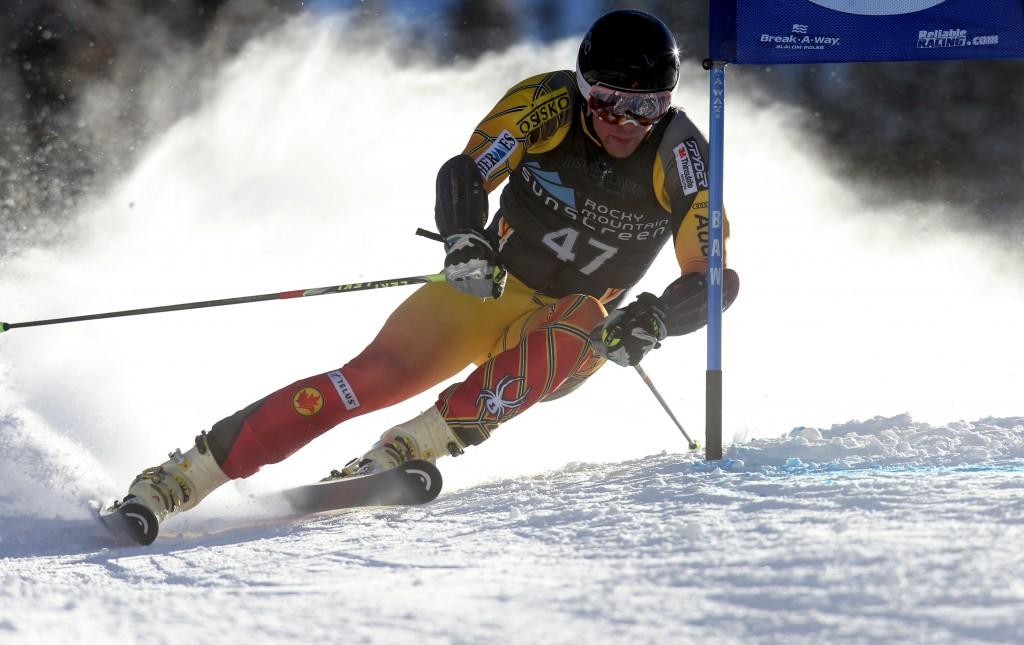BC Alpine's Tyler Werry (GEPA/Andreas Pranter)