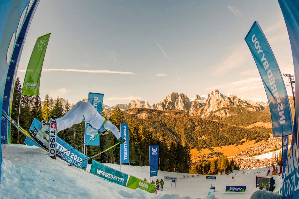 Men's GS at the World University Games (Fedrico Modica)
