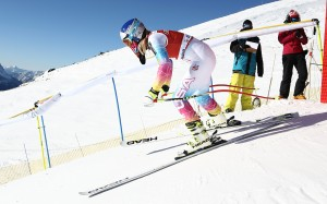 SKI ALPIN - FIS WC Lake Louise, Abfahrt, Training