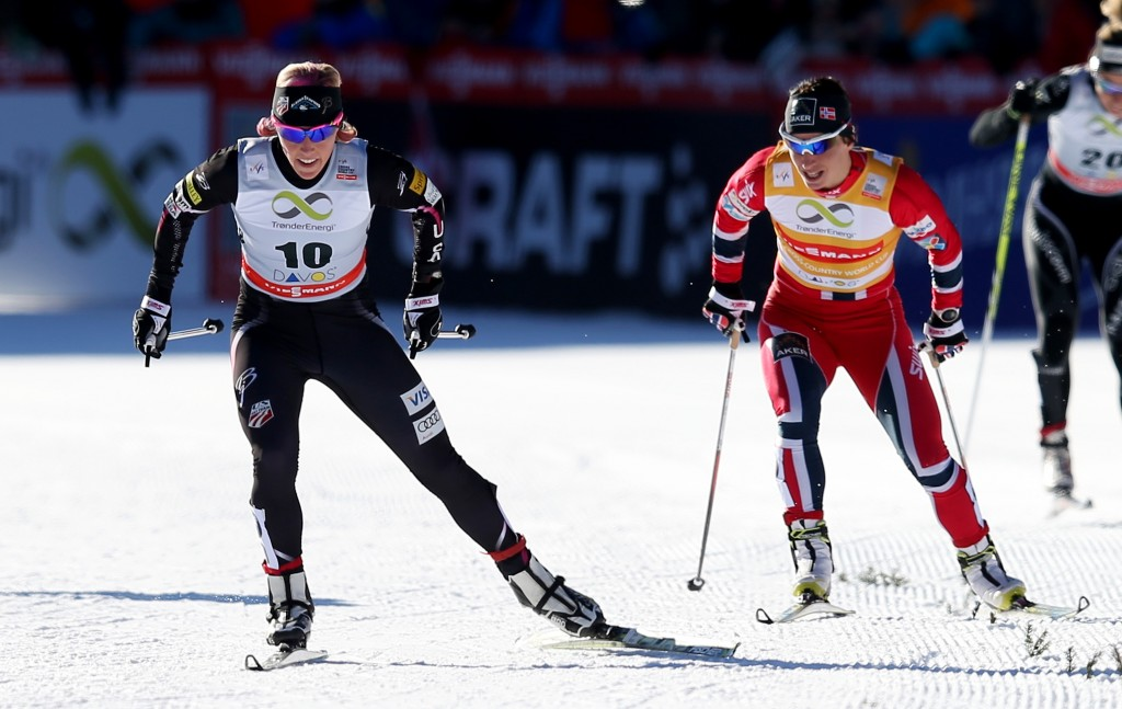 SKI NORDISCH - FIS WC Davos