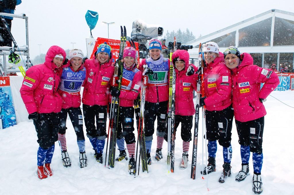 SKI NORDISCH - FIS WC Lillehammer