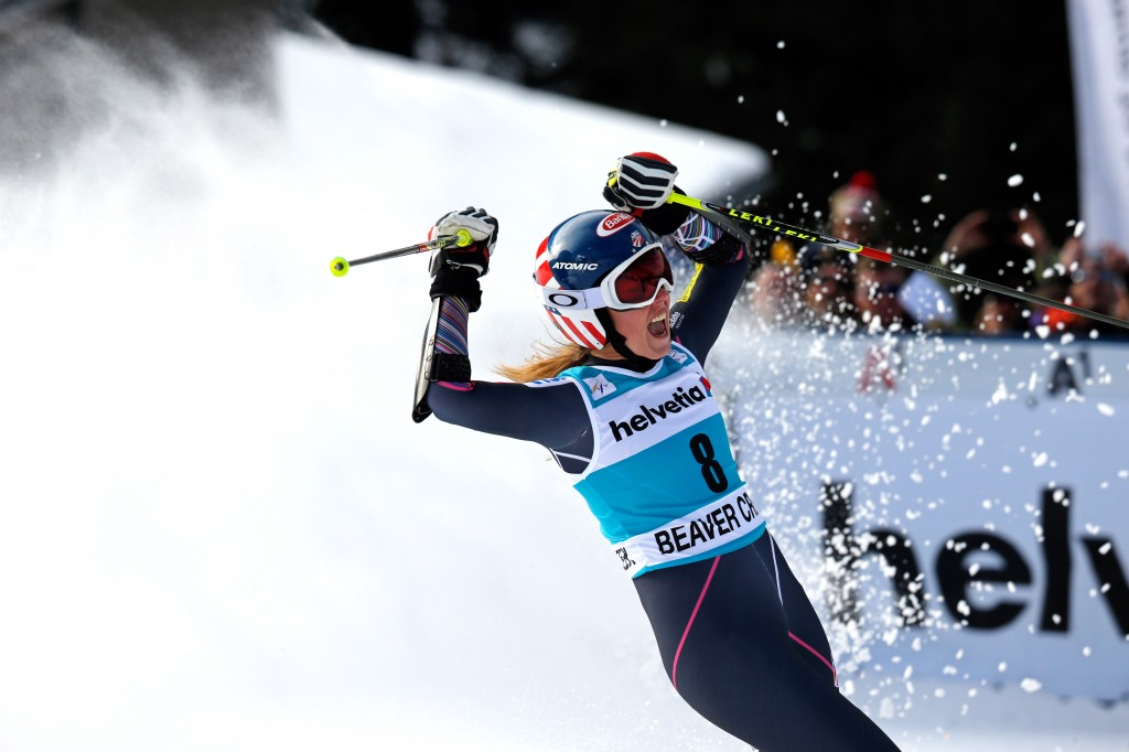 Shiffrin in Beaver Creek (GEPA/Wolfgang Grebien)