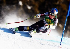SKI ALPIN - FIS WC Lake Louise, Super G, Damen