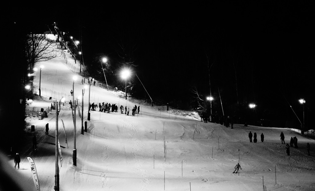 Proctor Night Slalom (Tucker Marshall)