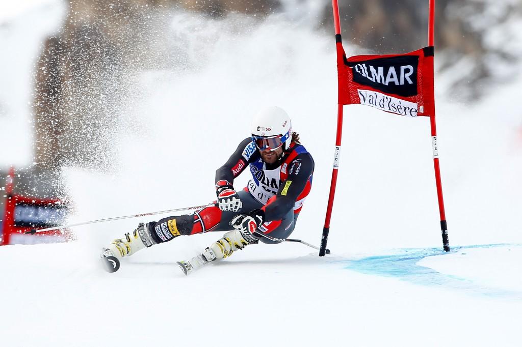 Warner Nickerson in Val d'Isere (GEPA/Mathias Mandl)