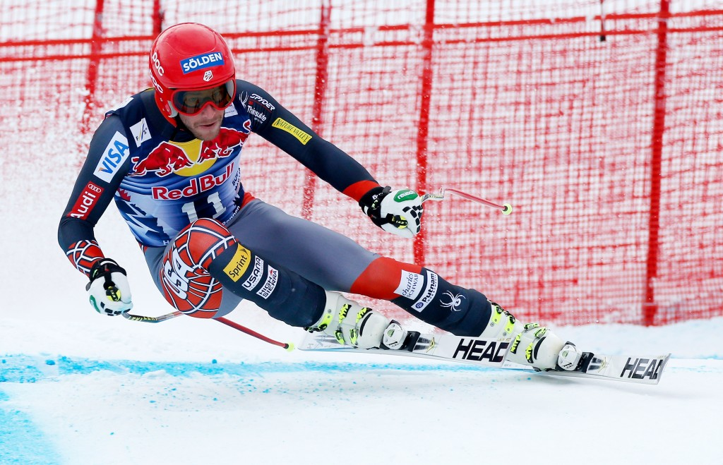 Bode Miller on the Streif (GEPA/Wolfgang Grebien)