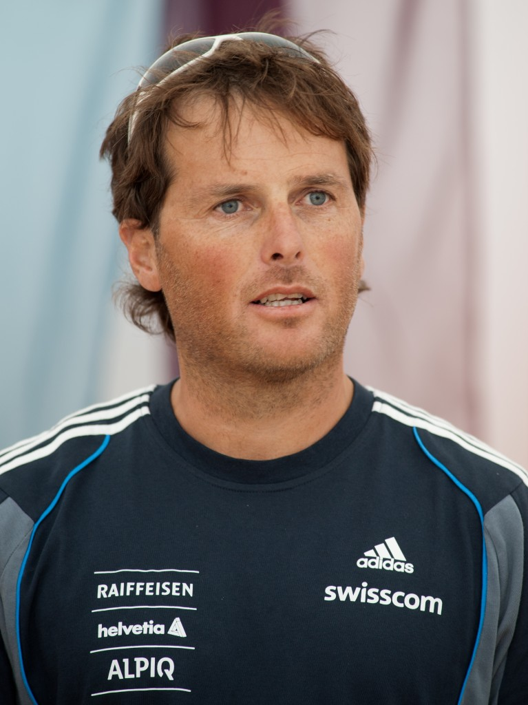 Mauro Pini is Tina Maze's new coach (Swiss Ski)