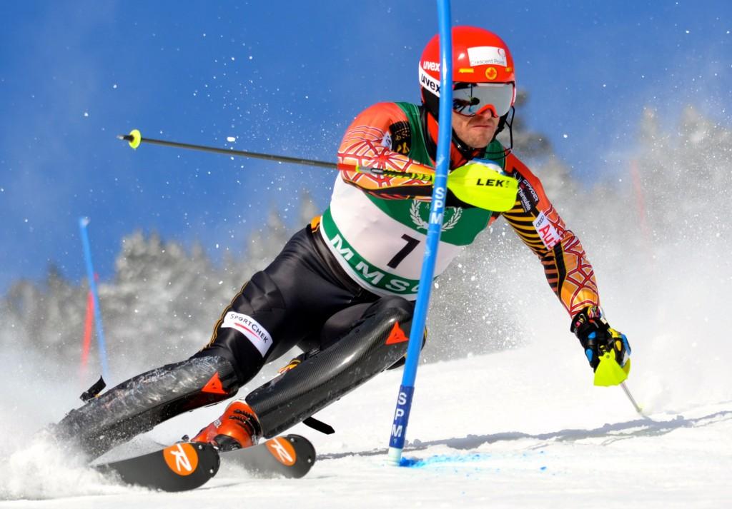 Canadian Olympic team skier Brad Spence (C.J. Feehan)