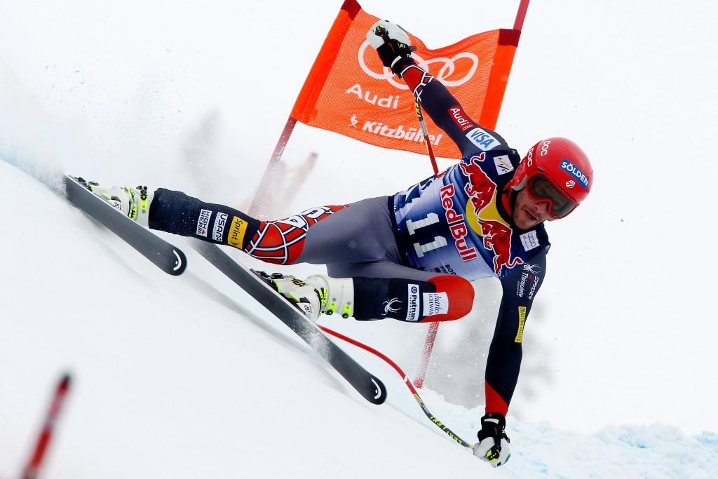 Bode Miller in Kitzbuehel (GEPA/Mario Kneisl)