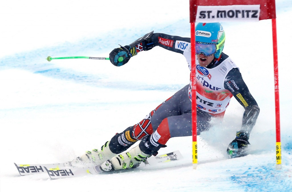 Ted Ligety in St. Moritz (GEPA/Wolfgang Grebien)