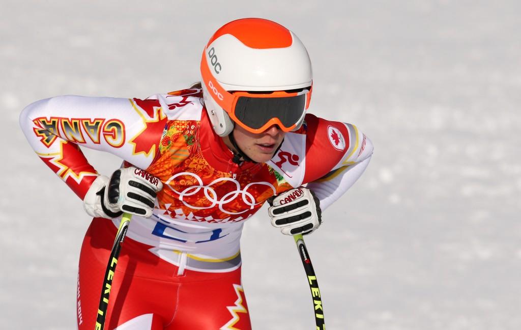 Canada's Marie-Michele Gagnon (GEPA/Andreas Pranter)