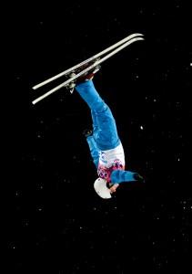 Alla Tsuper of Belarus, golden in her fifth Olympics. (GEPA)