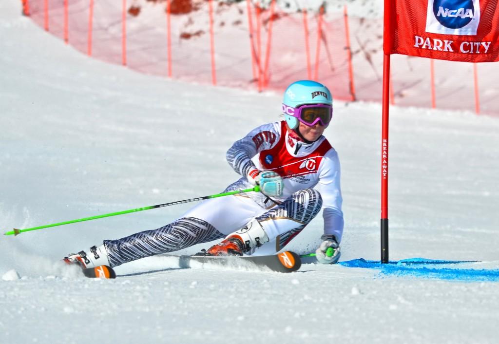 Repeat title winner Kristine Haugen (Susie Theis)