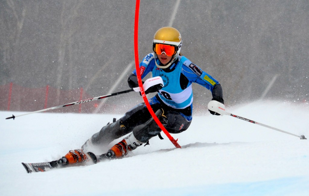 Declining membership calls the sustainability of junior ski racing into question. C.J. Feehan
