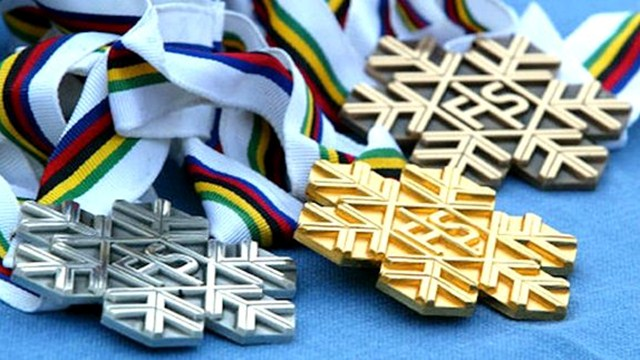 FIS World Championships medals. FIS