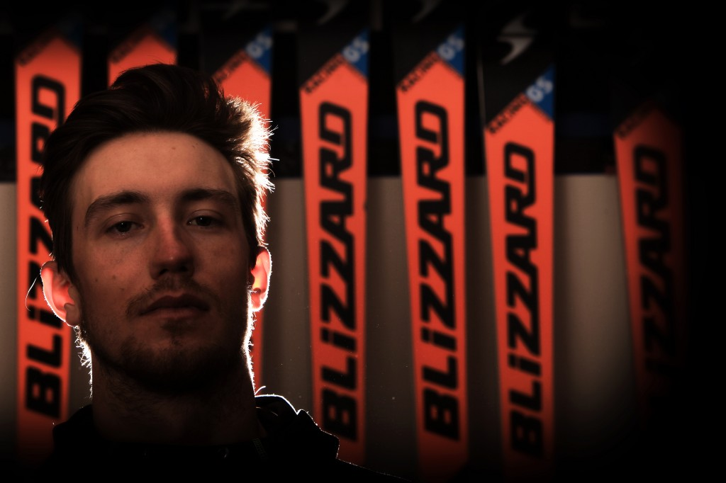 U.S. Ski Team alpine athlete Bryce Bennett commits to Tecnica Blizzard.