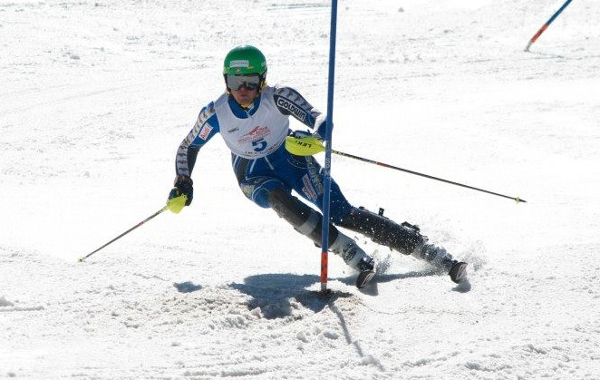 Sweden's Alexander Koell. Snow Sport South Africa