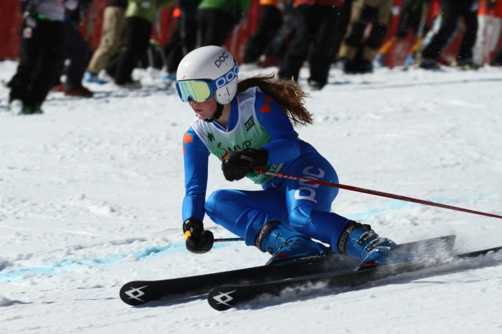 Hannah Utter was a 2013 'Fast Skier' scholarship recipient.