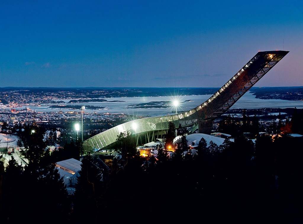 No-go on the 2022 Olympic Winter Games in Oslo, Norway. Oslo 2022