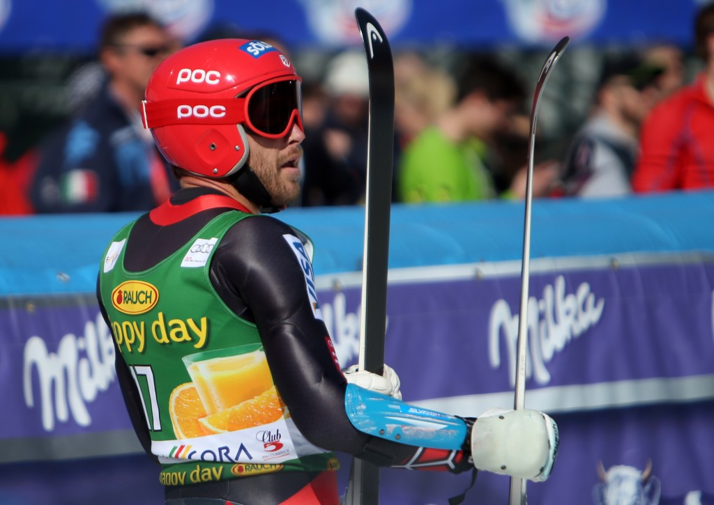 Bode Miller at the 2014 World Cup Finals. GEPA