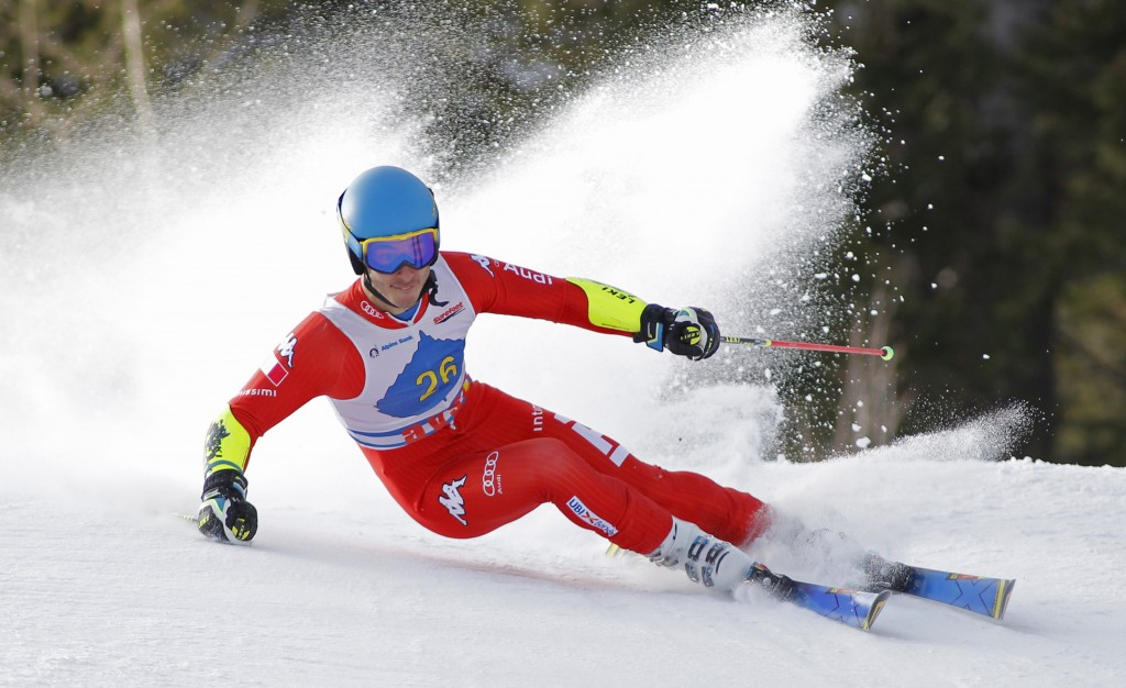 Giovanni Borsotti on his way to back-to-back NorAm victories in Aspen. GEPA