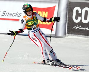 Nicole Schmidhofer, World Cup, Ski Racing