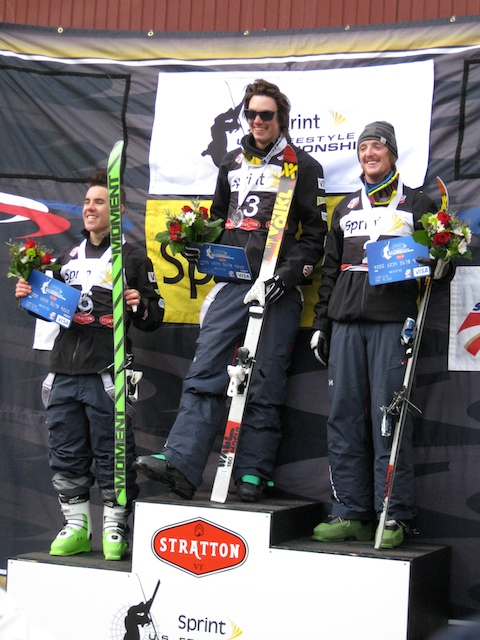 Dylan Ferguson takes national Aerials Title-Photo from Ski Racing