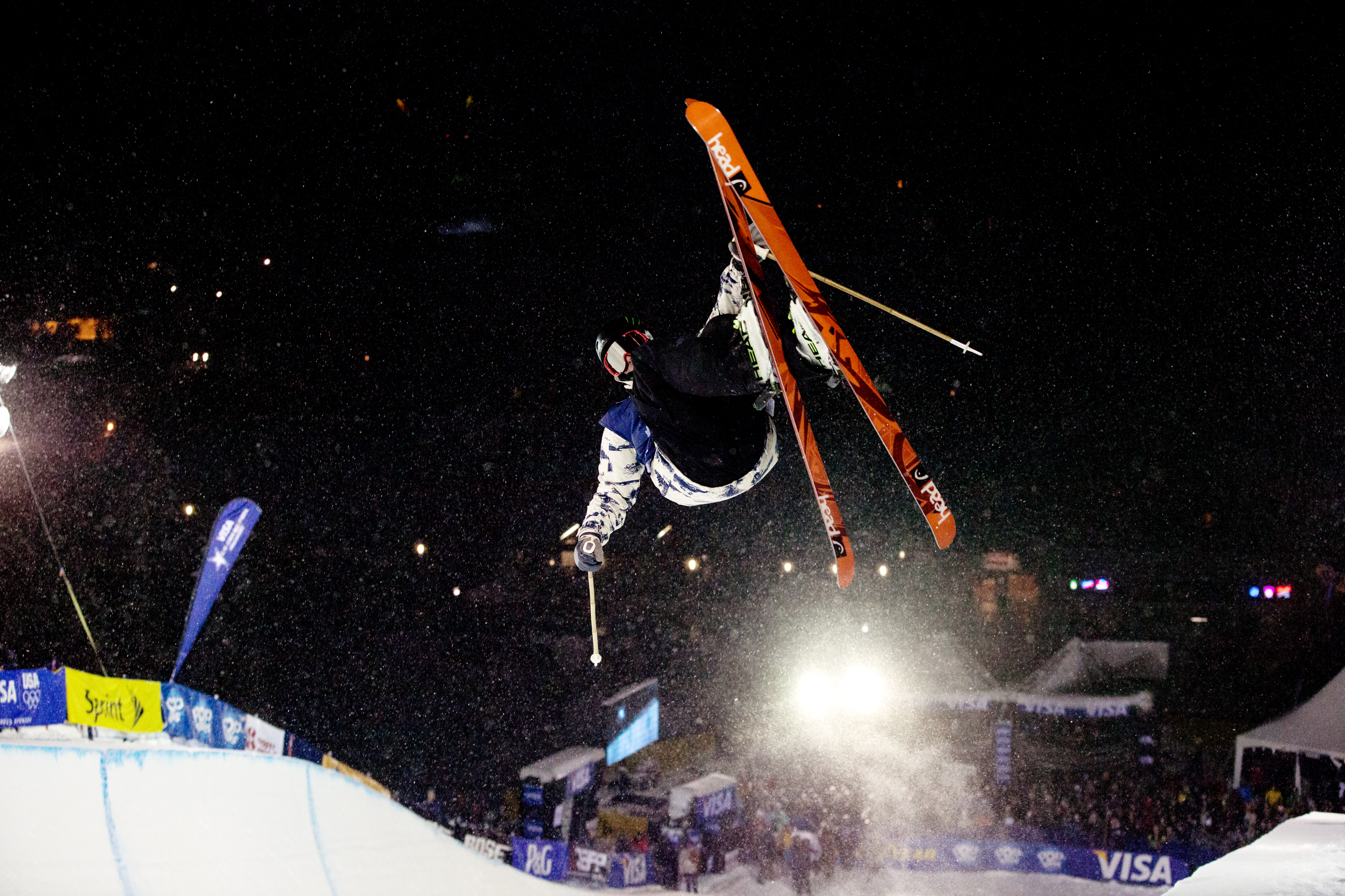 Freeskiing Olympic qualifier rolls through Copper   Skiracing com